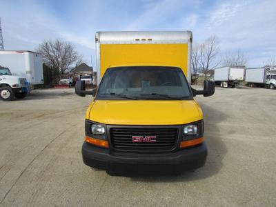 Used 2012 GMC Savana 3500 Work Van