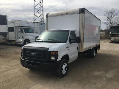 Used 2014 Ford E350 Super Duty Cargo