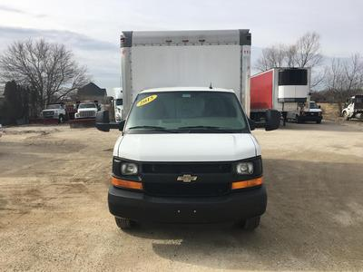Used 2015 Chevrolet Express 3500 Work Van