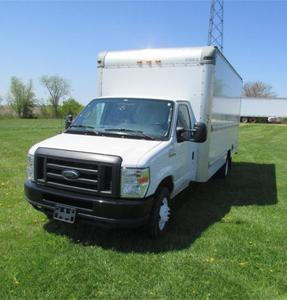 Used 2012 Ford E350 Super Duty Cargo