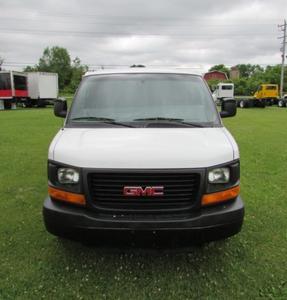 2011 GMC Savana 2500 Work Van