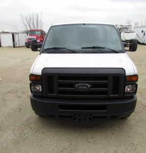 Used 2013 Ford E350 Super Duty Cargo