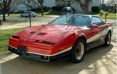 Used 1987 Pontiac Firebird Trans Am