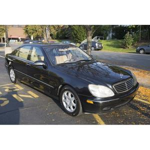 Used 2000 Mercedes-Benz S430