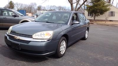Used 2005 Chevrolet Malibu LS
