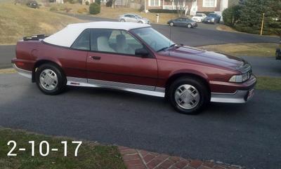 Used 1989 Chevrolet Cavalier