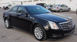 2012 Cadillac CTS Luxury