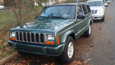 Used 2000 Jeep Cherokee Limited