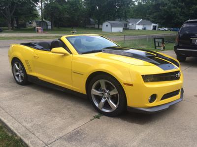 Used 2011 Chevrolet Camaro 1LT