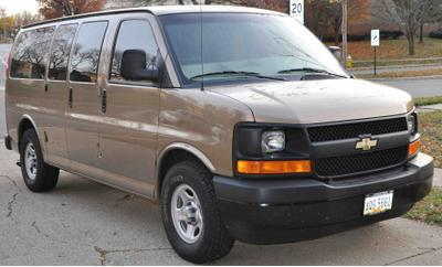 Used 2003 Chevrolet Express 1500 LS Wagon