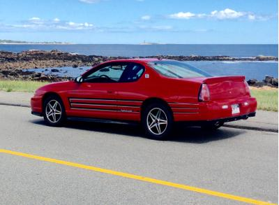 Used 2004 Chevrolet Monte Carlo Supercharged SS