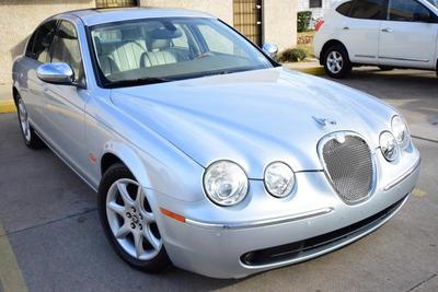 Used 2007 Jaguar S-Type 4.2
