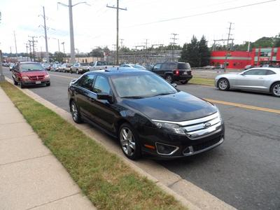 Used 2010 Ford Fusion Sport