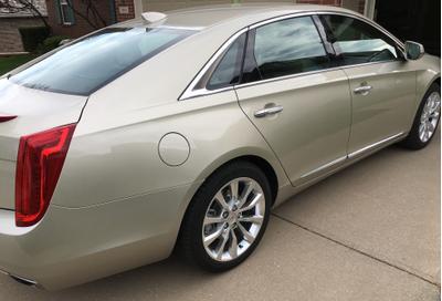 Used 2015 Cadillac XTS Luxury