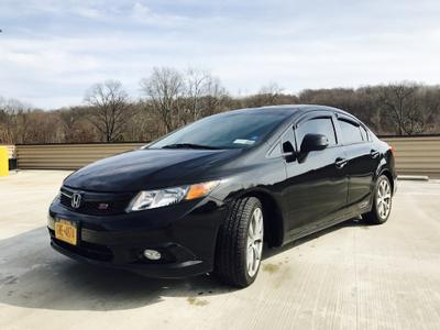 Used 2012 Honda Civic Si