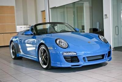 Used 2011 Porsche 911 Carrera