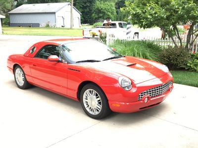 Used 2002 Ford Thunderbird Premium