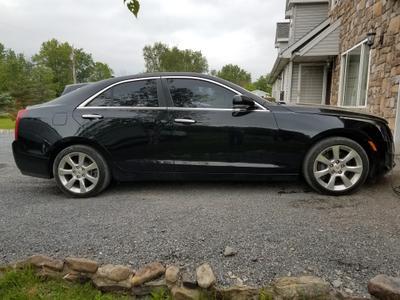 Used 2013 Cadillac ATS 2.0L Turbo Luxury