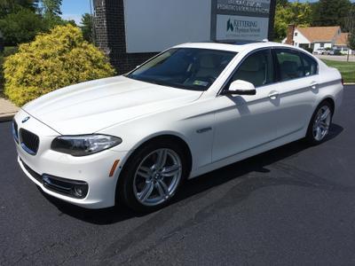 Used 2014 BMW 550 i