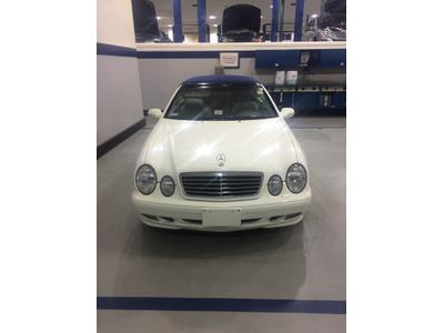 Used 2002 Mercedes-Benz  CLK320