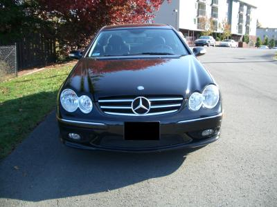 Used 2004 Mercedes-Benz CLK500