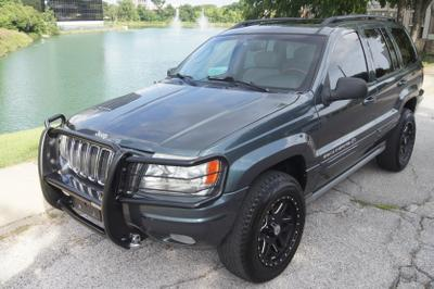 Used 2002 Jeep Grand Cherokee Overland