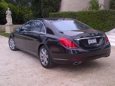 Used 2015 Mercedes-Benz S550