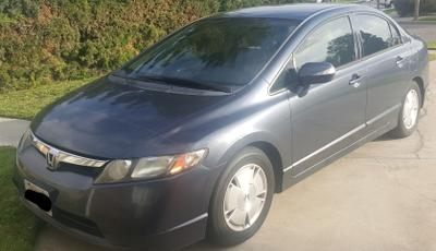 Used 2006 Honda Civic Hybrid
