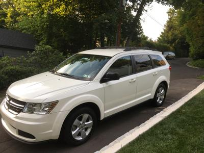 Used 2014 Dodge Journey SE