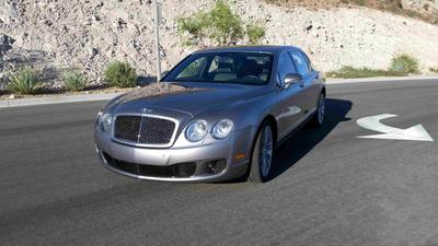 Used 2009 Bentley Continental Flying Spur Speed
