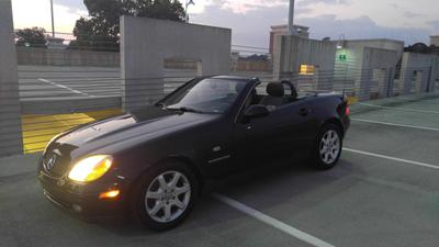 Used 2000 Mercedes-Benz SLK230 Kompressor