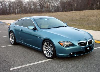 Used 2006 BMW 650 i