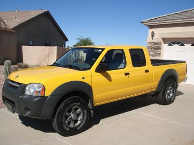 Used 2003 Nissan Frontier XE Crew Cab