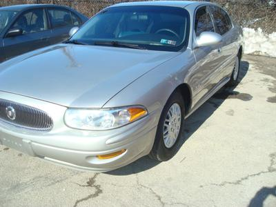 Used 2004 Buick LeSabre Custom