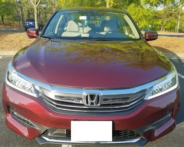 Used 2017 Honda Accord Touring
