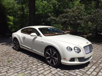 Used 2013 Bentley Continental GT Base
