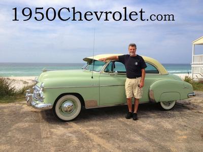Used 1950 Chevrolet Styleline Deluxe
