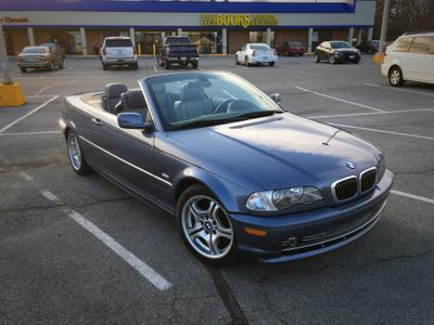 Used 2003 BMW 330 Ci