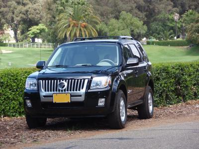 Used 2008 Mercury Mariner Hybrid