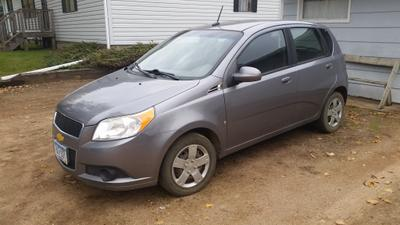 Used 2009 Chevrolet Aveo 5 LS