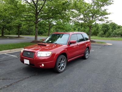 Used 2006 Subaru Forester 2.5 XT Limited