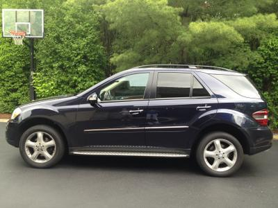 Used 2008 Mercedes-Benz ML350 4MATIC