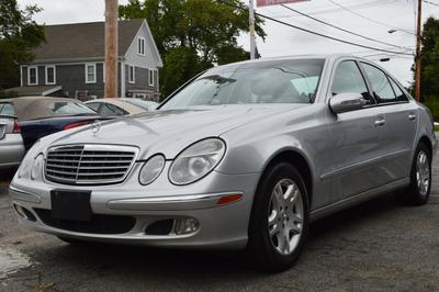 Used 2005 Mercedes-Benz E320 4MATIC