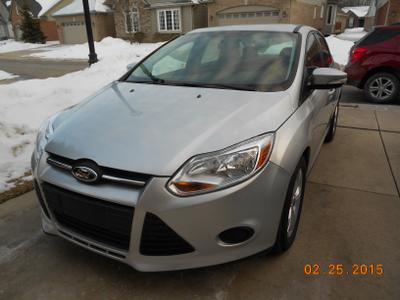 Used 2013 Ford Focus Titanium