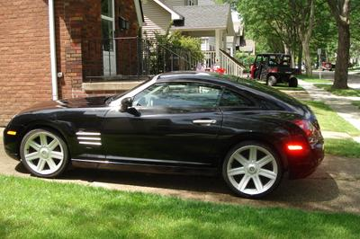 Used 2004 Chrysler Crossfire