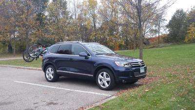 Used 2013 Volkswagen Touareg VR6 Lux