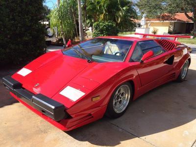 Used 1989 Lamborghini Countach