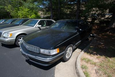 Used 1996 Cadillac DeVille Concours