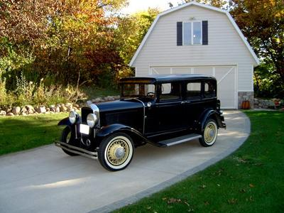 Used 1931 Buick Series 50