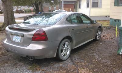 Used 2006 Pontiac Grand Prix GT